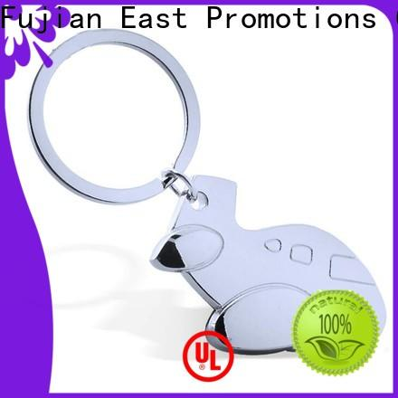 East Promotions best value metallica keychain supply for gift