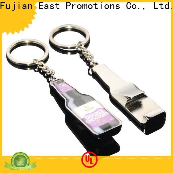 cost-effective custom logo metal keychains best supplier for sale