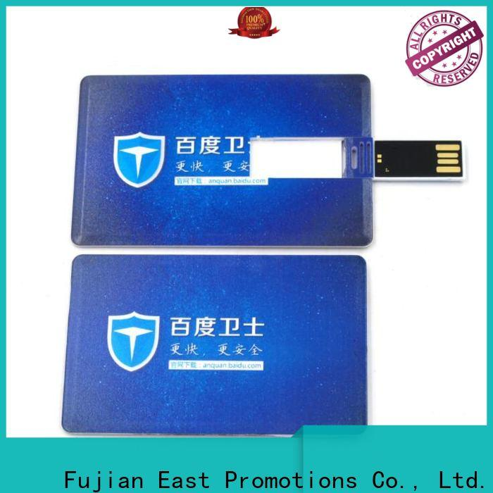 East Promotions usb memory drive series for work