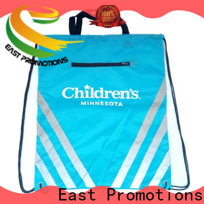 East Promotions buy drawstring bag from China for gym