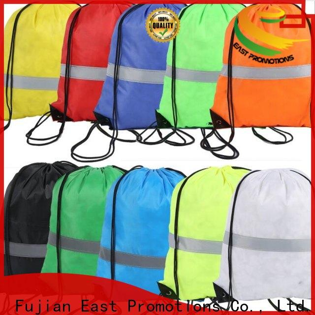 East Promotions mesh drawstring bags suppliers bulk production