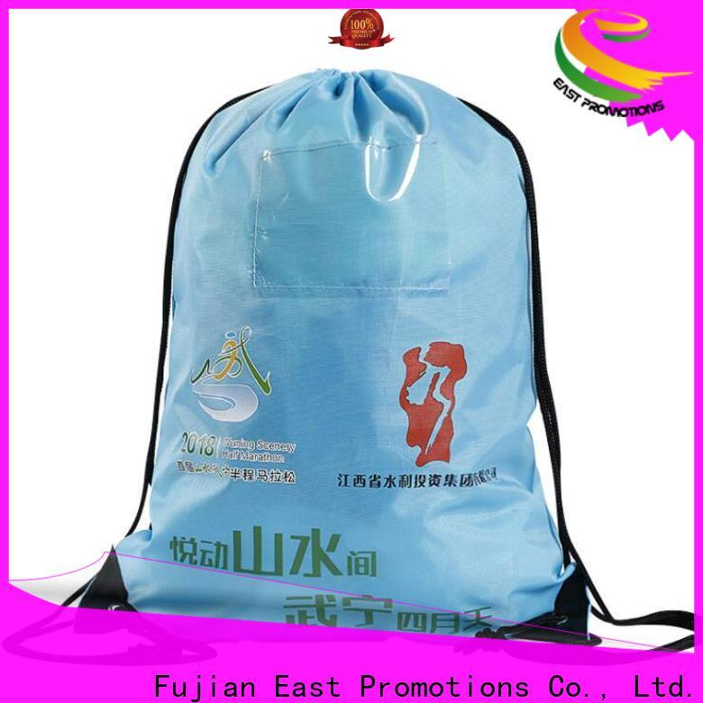 cost-effective drawstring bag with zipper best supplier for school