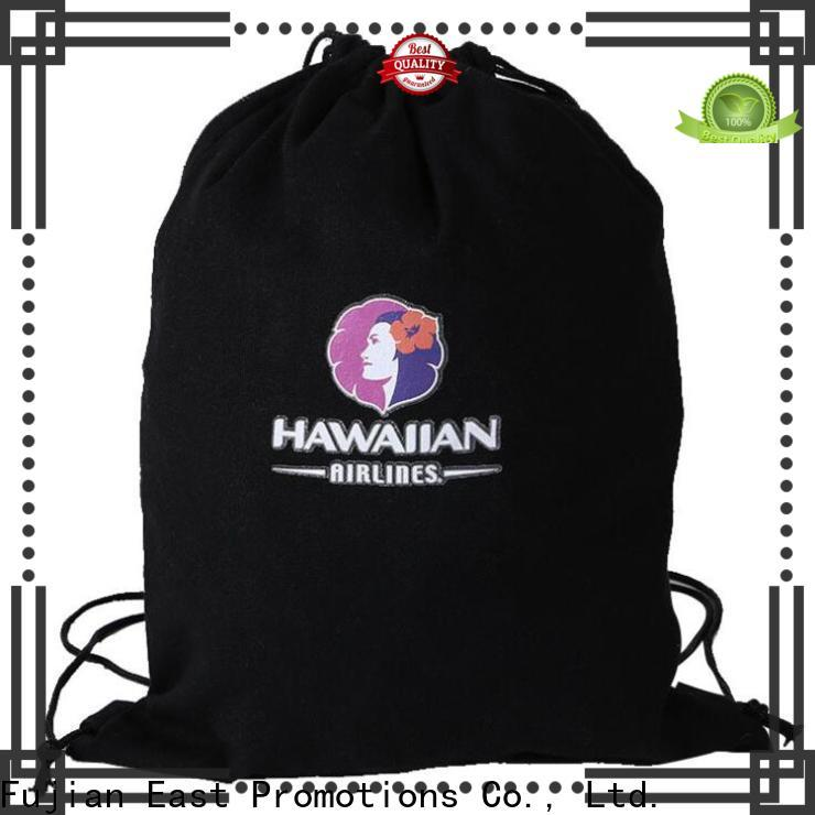 East Promotions professional easy drawstring bag factory for gym
