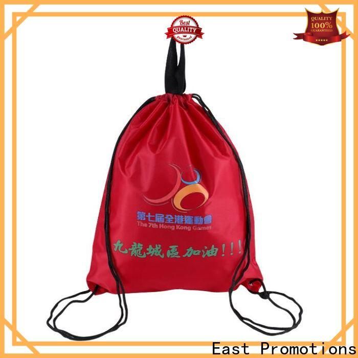 new drawstring bag with zipper from China for trip