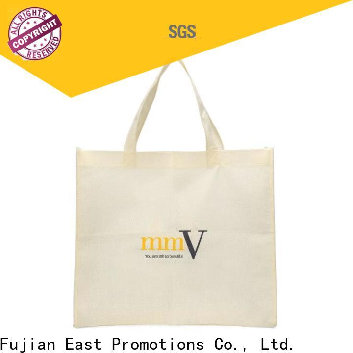 East Promotions tote bag custom best manufacturer for market
