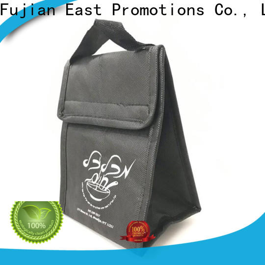 East Promotions school lunch bag supplier bulk production