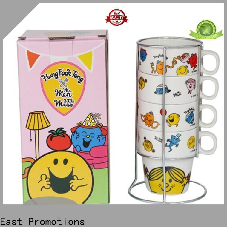 East Promotions bulk coffee mugs company for tea