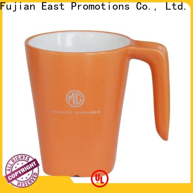 East Promotions personalised ceramic travel mugs supplier for sale