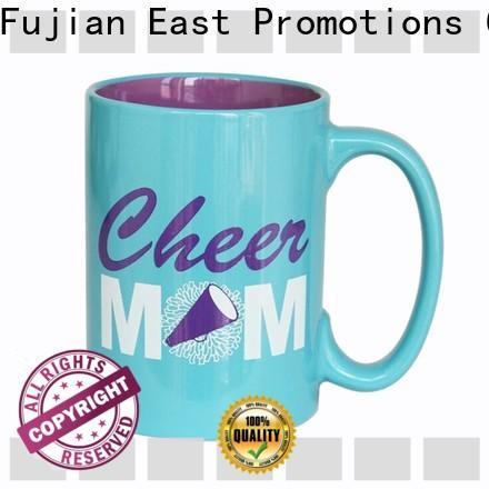 East Promotions professional personalised ceramic travel mugs inquire now bulk buy