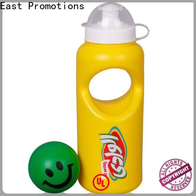East Promotions worldwide reusable water bottles best manufacturer for holding water