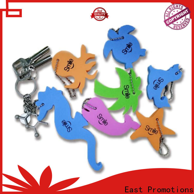 East Promotions top eva foam keychain supplier for decoration