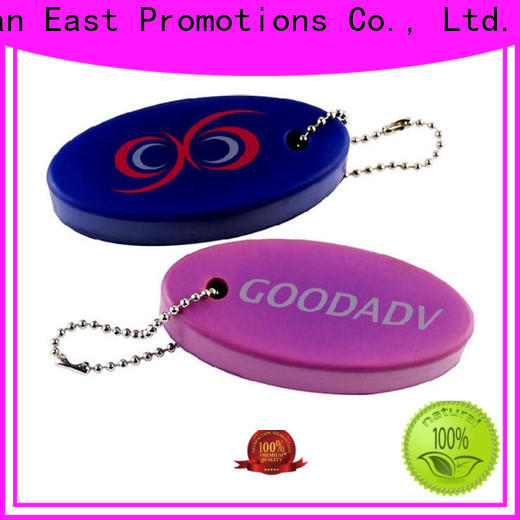 East Promotions top quality promotional floating key chains supply for key