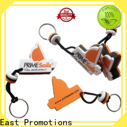 practical custom floating keychain factory for gift