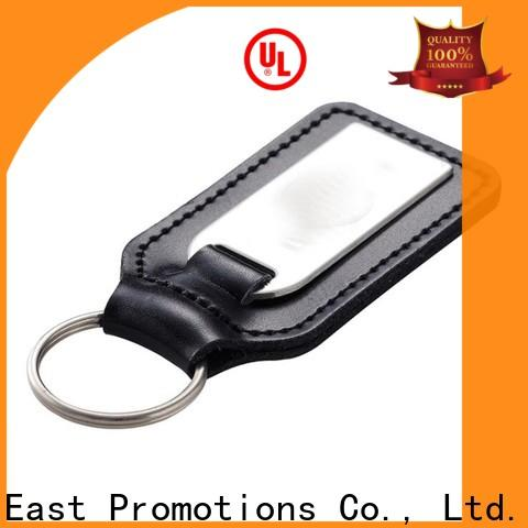 best value bulk leather keychains best manufacturer for souvenirs of school anniversary