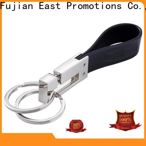 hot selling leather key chain from China for souvenirs of school anniversary