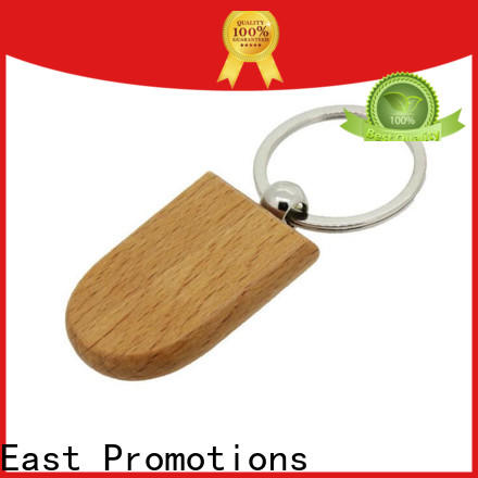 East Promotions new wood engraved keychain wholesale for key