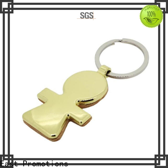 East Promotions hot-sale wooden keyring suppliers for key