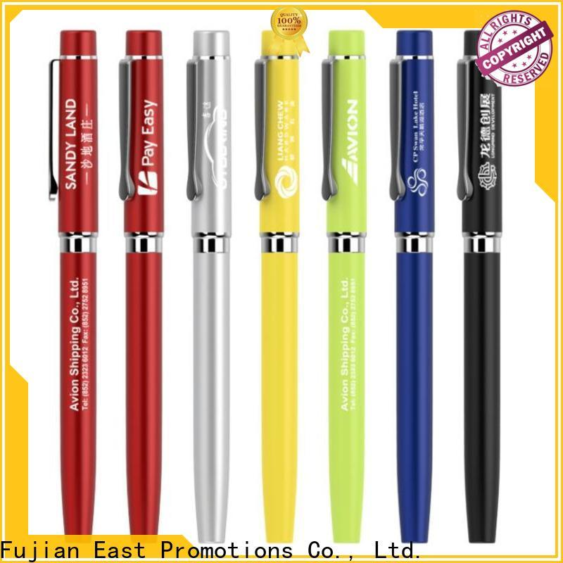 cheap metal writing pen company for giveaway
