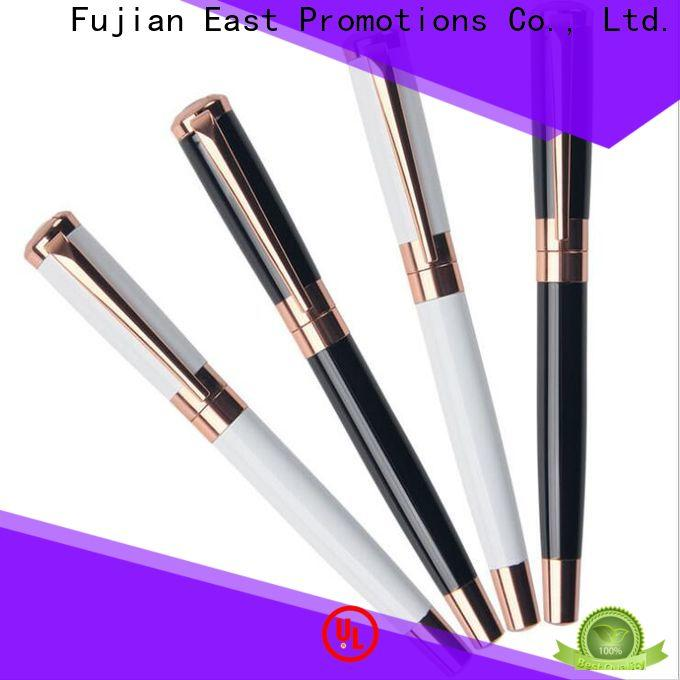 low-cost metal roller ball pen from China for gift