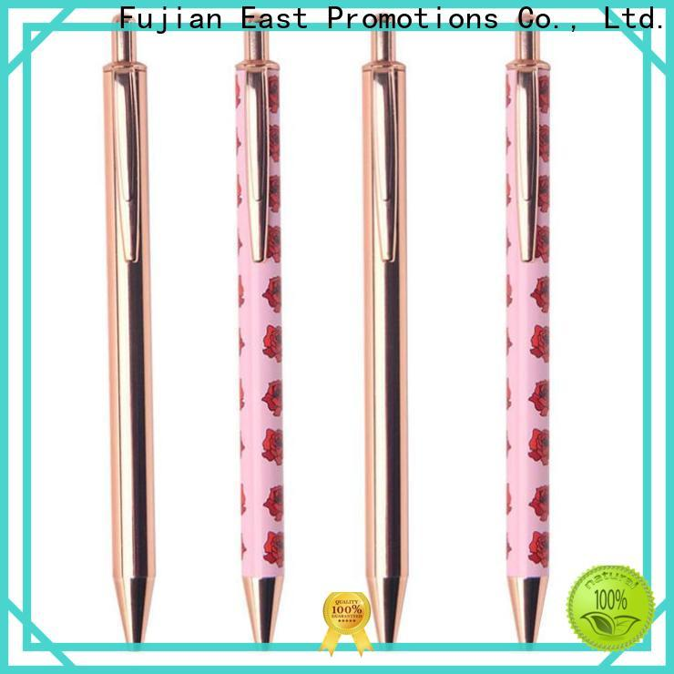East Promotions metal roller ball pen series for sale