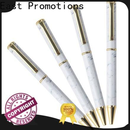 East Promotions engraved metal pens inquire now for gift