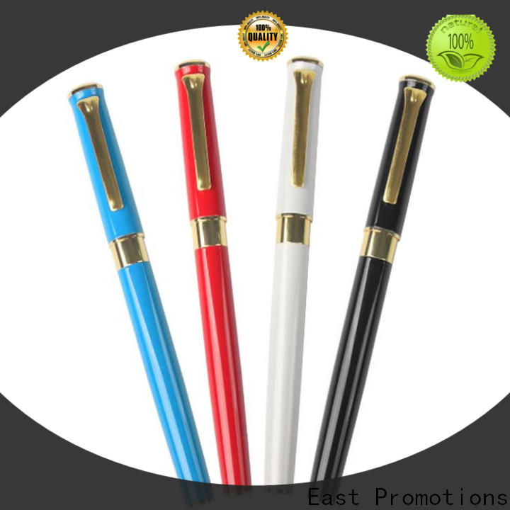 East Promotions metal writing pen suppliers for gift