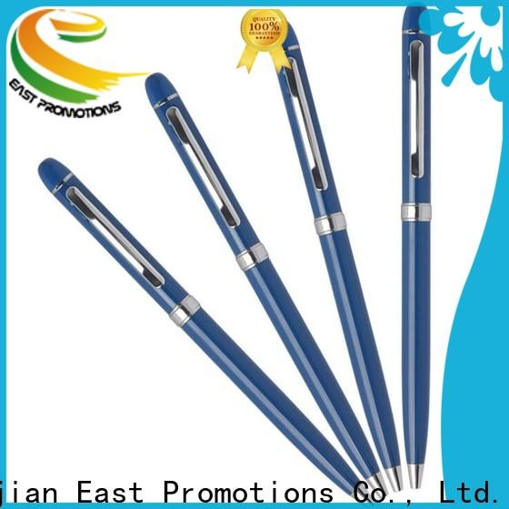 East Promotions metal writing pen inquire now bulk production