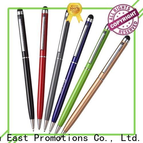 worldwide metal promo pens supply bulk production