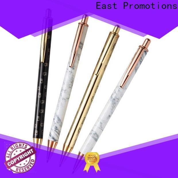 East Promotions best price metal point pen best supplier bulk production
