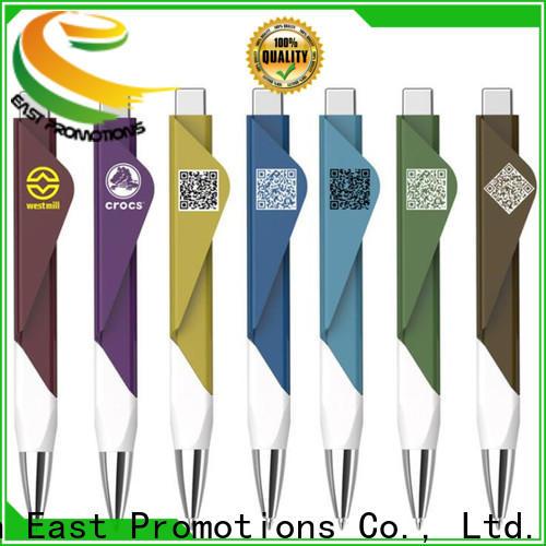 East Promotions professional retractable ballpoint pen supply bulk production