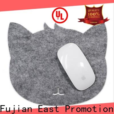 East Promotions professional mouse pad calendar from China for office