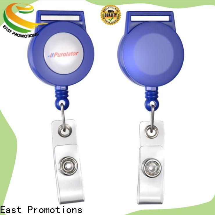 East Promotions neck lanyard id card holder directly sale bulk production