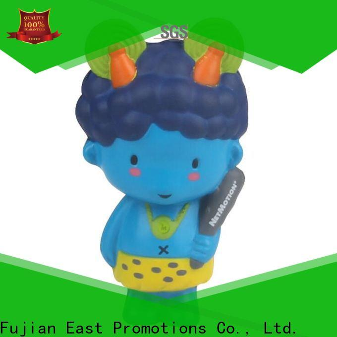 East Promotions quality stress toys for work inquire now bulk production