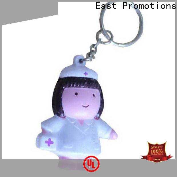 East Promotions custom made stress toys best manufacturer for shopping mall