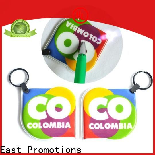 East Promotions keychain led flashlight inquire now for decoration