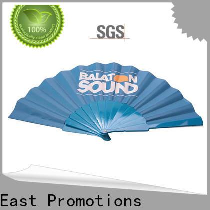 East Promotions high quality hand held fan manufacturer bulk buy