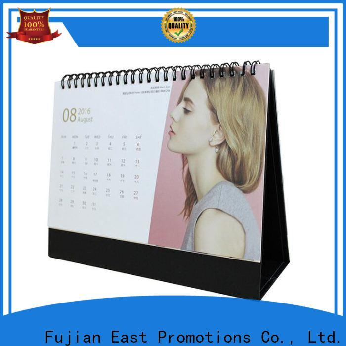 East Promotions high-quality paper wall calendar inquire now bulk production