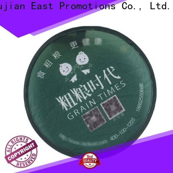 East Promotions top selling chinese paper fan directly sale for gift