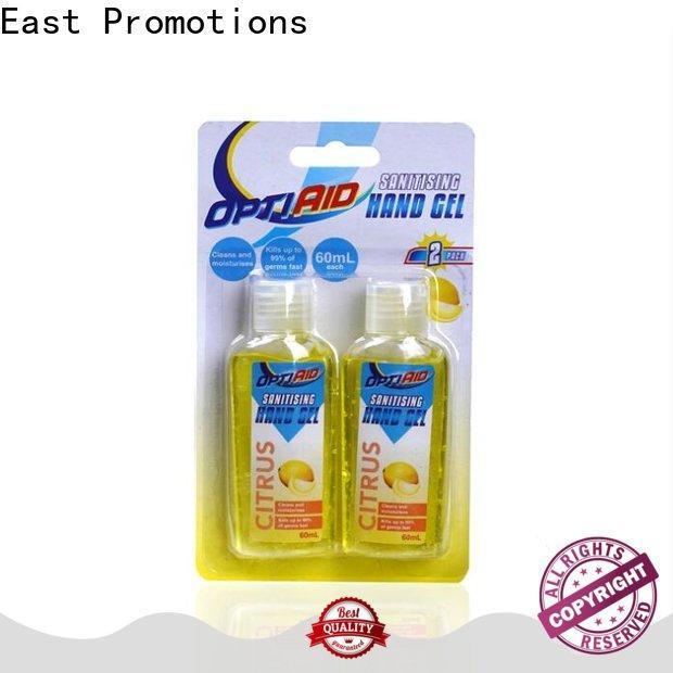 East Promotions healthcare giveaways manufacturer bulk production