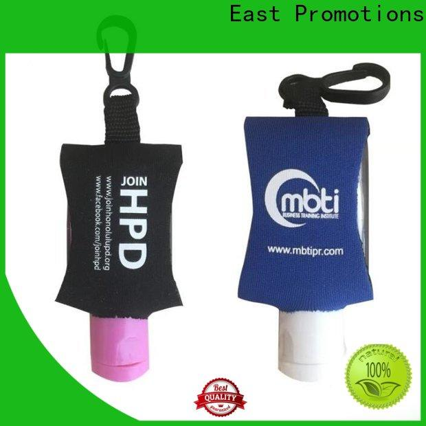 East Promotions best value health promotional items suppliers for giveaway