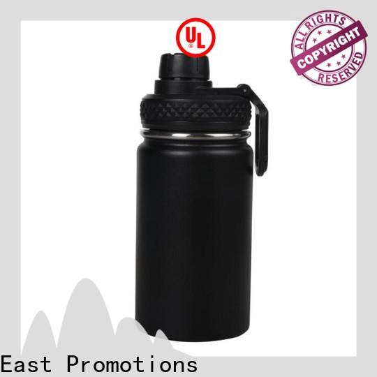 East Promotions top quality short stainless steel travel mug supply for drinking