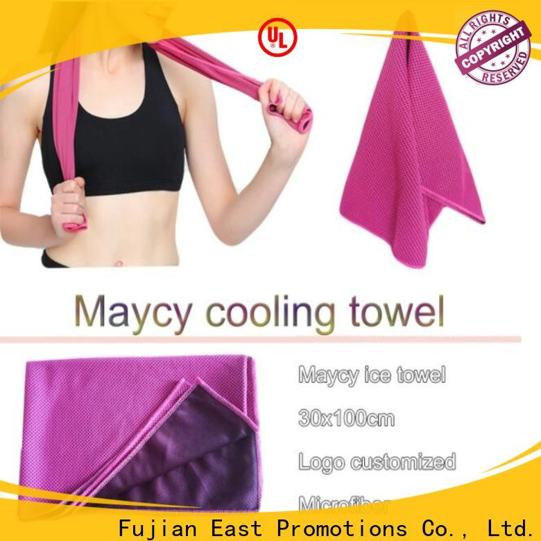 East Promotions decorative bathroom towels company for packing