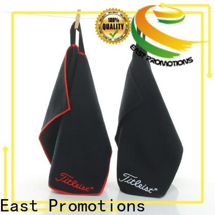 East Promotions factory price cheap towels manufacturer for traveling