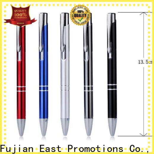 East Promotions metal promo pens directly sale for school