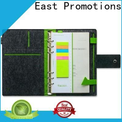 East Promotions notebooks for school manufacturer bulk production