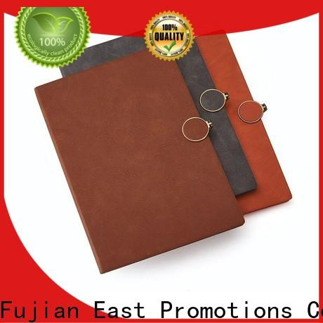 East Promotions cost-effective journal notebook series for school