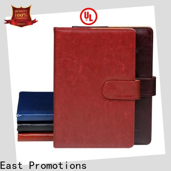 East Promotions East Promotions a5 pu leather notebook with good price for gift