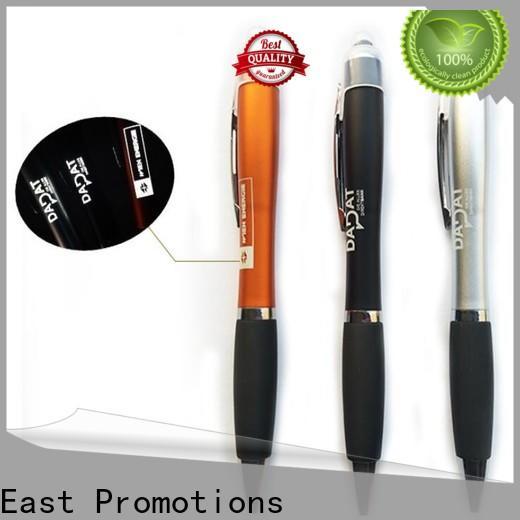 East Promotions bulk ballpoint pens company for sale