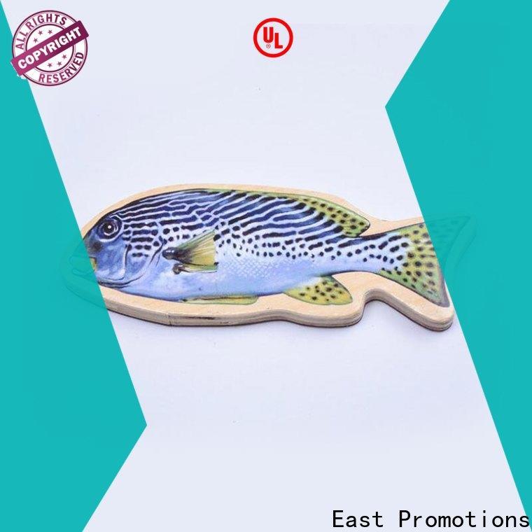 East Promotions pvc fridge magnet suppliers for decoration
