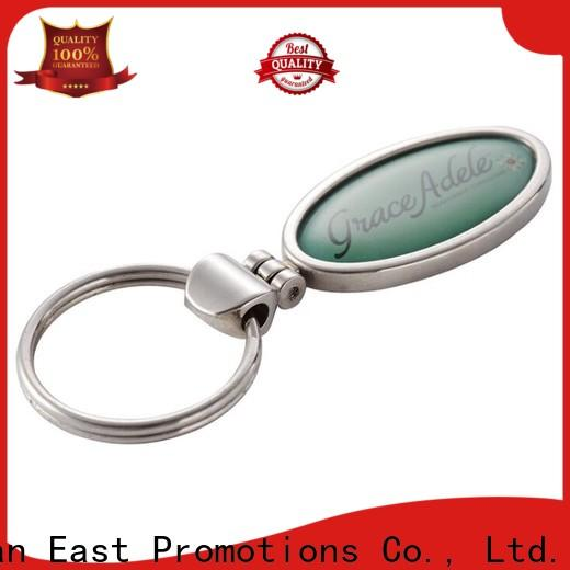 East Promotions metal key ring series for key